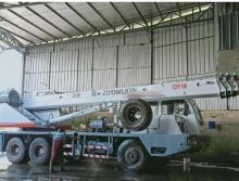 转让中联重科2010年12吨吊车