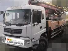精品出售17年出厂东风鑫达33米泵车