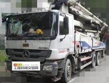 精品出售11年10月份中联奔驰40米泵车