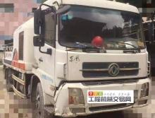 出售11年出廠中聯9014車載泵