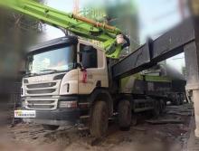 出售18年出廠中聯斯坦尼亞56米泵車