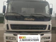 出售干活神泵09年出廠中聯五十鈴44米泵車
