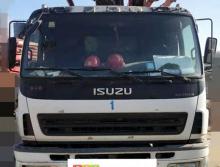 北方精品10年出廠三一五十鈴46米泵車(東北血統)