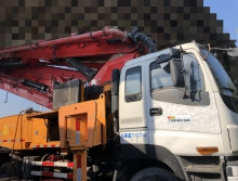 出售2013年出厂三一五十铃46米泵车