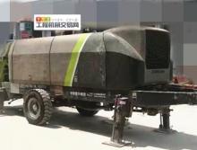 車主精品轉讓17年中聯9018柴油拖泵