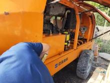 出售14年中联8014电拖泵《准新泵》