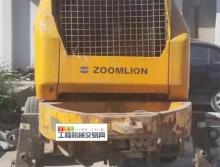 出售2010年出厂中联8014柴油拖泵
