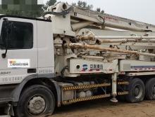 裸車出售2009年中聯奔馳37米泵車