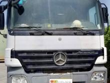 出售2010年出廠差一天中聯奔馳50米泵車(六節臂)