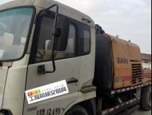 出售10年出廠三一東風9018車載泵