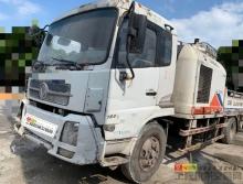 出售2011年出廠中聯9014車載泵(終端一手車)