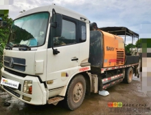 出售2012年出廠三一東風9018車載泵(230缸)(送商業險)