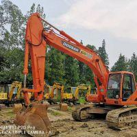 轉讓斗山2011年225-9履帶挖掘機