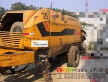 出售11年中联6016电拖泵