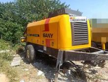出售11年三一6013电拖泵