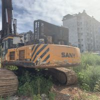 轉讓三一重工2014年280旋挖鉆機