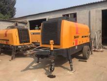 出售2012年出厂三一8018-180双电机电拖泵