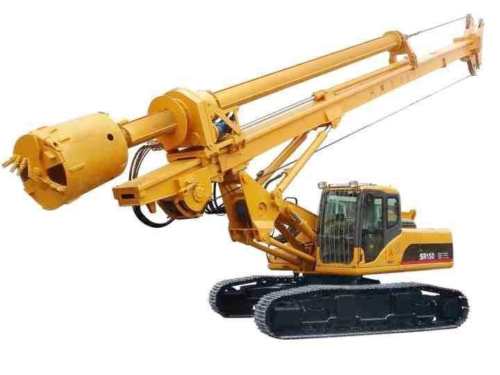 旋挖鉆機機械