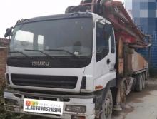 出售2010年3月出廠三一五十鈴48米泵車(車主原一手)