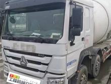 出售17年出厂豪沃大20方搅拌车(国五)