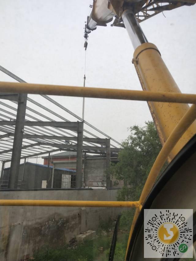 转让徐工2007年20b吊车