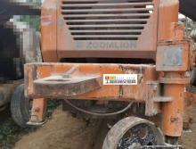 車主精品轉讓13年出廠中聯6016.110SU柴油拖泵