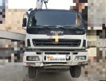 2014年中联五十铃五臂40米泵车