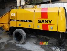 出售12年三一6013電拖泵