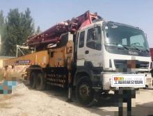 裸车出售12年徐工五十铃41米泵车
