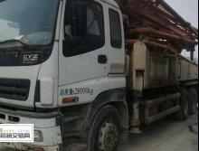 出售14年6月中联五十铃40米泵车