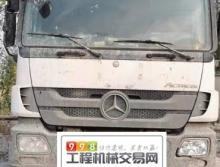 出售13年7月中联奔驰38米泵车
