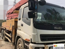 精品出售04年大象36米泵车