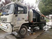 出售11年中联东风10018车载泵
