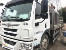 終端出售18年出廠中聯解放10022車載泵(國五排放)