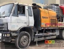 直售09年出厂三一9012车载泵(两台)