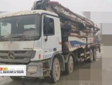 車主急售11年7月中聯奔馳52米擺腿泵車(終端)