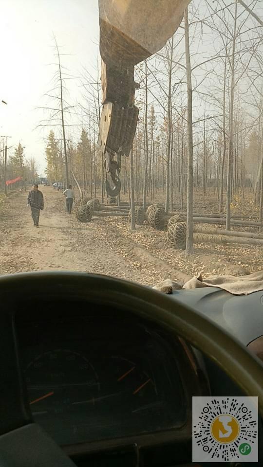 转让森源重工2013年8吨吊车