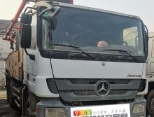 出售精品2012年三一奔馳40米泵車