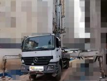 出售2006年10月中聯奔馳37米泵車(保養到位)