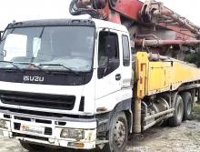 出售2010年三一五十鈴40米泵車