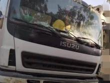 出售2010年中聯五十鈴37米泵車