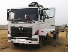 出售2009年出廠中聯日野40米泵車