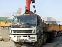 車主精品轉讓11年出廠三一五十鈴56米泵車(高性價)