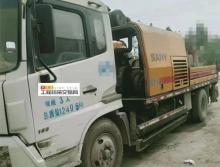 精品转让2012年三一东风底盘9014车载泵