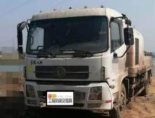 精品转让2012年中联东风底盘9018车载泵