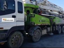出售2011年出厂鸿得利五十铃46米泵车