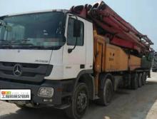 精品转让2013年三一奔驰底盘62米泵车