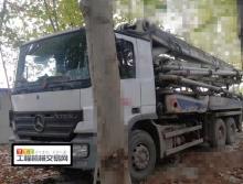 裸车出售2007年6月中联奔驰37米(产权清晰.直接可上工地)