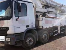 出售2009年中联奔驰49米泵车