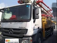 國五準新車出售17年出廠徐工奔馳52米泵車(支持分期)